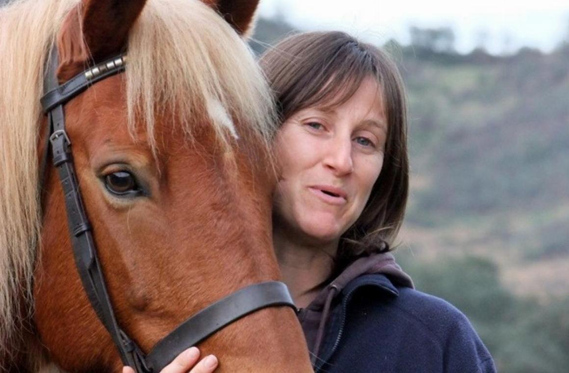 Lisa therapeutisch paardrijinstructricepsychologe alle projecten